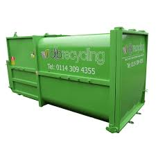 Household Trash Compactor Waste Compactors Djb Recycling
