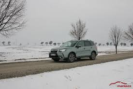 subaru forester snow test subaru forester 2 0 xt lineartronic