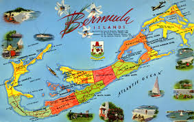 Map Of Bermuda At The Belmont Manor Oh Yes U201d