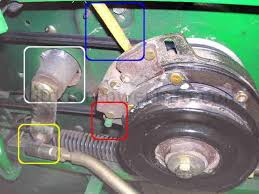 installation repair and replacement of john deere lx266 hydro