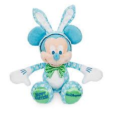 mickey u0026 minnie mouse easter plushes u2014 diskingdom