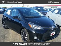 toyota payment login 2017 new toyota yaris 5 door se automatic at kearny mesa toyota