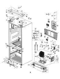 parts for samsung rfg297aabp xaa refrigerator