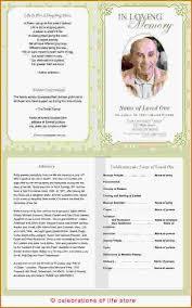 funeral program maker 30 images of funeral program template print infovia net