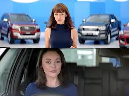 ford commercial actress australia australia is obsessed with the ford ad girl there s a fb page to