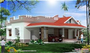 Single Floor House by Single Storey House Design Single Storey 3d House Elevation