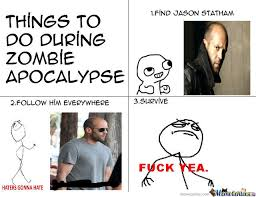 How To Do Memes - how to survive zombie apocalypse by spinyweb meme center