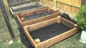 How To Start A Garden Bed Raised Bed Vegetable Garden Design Attractive Creative Beds Box