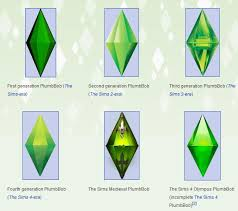 The Sims Memes - evolution of the sims plumbbob you know the emerald thingie