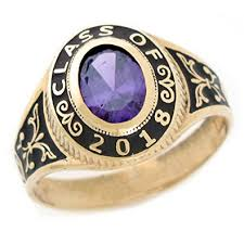 about class rings images 10k gold simulated birthstone 2018 class graduation jpg
