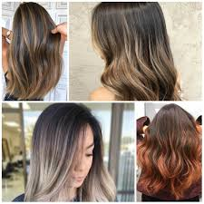 coloring hair gray trend name best hair color ideas trends in 2017 2018 page 2