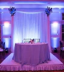 wedding backdrop lighting kit pipe and drape backdrops with free shipping nationwide for weddings