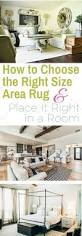 How Big Should Rug Be In Living Room How To Choose The Right Size Area Rug U0026 Place It Right In A Room