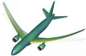 high aspect ratio wing designs for fuel efficiency image