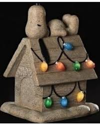 brown christmas snoopy dog house find the best savings on 18 peanuts snoopy on a doghouse with
