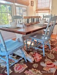 two farmhouse diy rustic farmhouse trestle table makeover painted farmhouse table