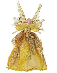 holiday angel christmas tree topper top 12