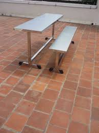 stainless steel table and chairs sske canteen equipments stainless steel table and chair