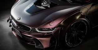 Bmw I8 Night - eve ryn bmw i8
