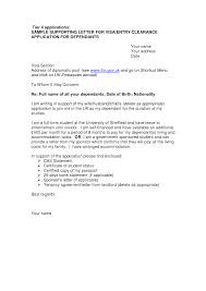 free cover letters cover letter sle for uk visa application free resumevisa