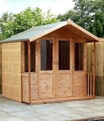 Garden Summer Houses Corner - wooden summer house who has the best
