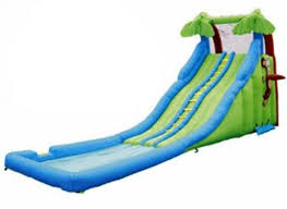 outdoor backyard water slides for adults with pools beston