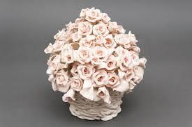 capodimonte roses capodimonte porcelain