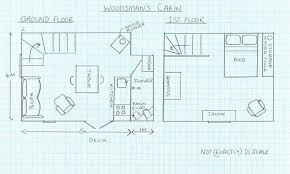 off the grid floor plans the tiny off grid woodsman s cabin in france built with rustic