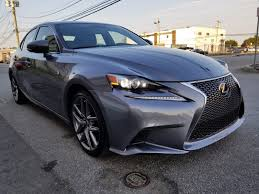 lexus is250 f sport sedan 2015 lexus is250 f sport sedan 4 door 2 5l fully loaded no reserve