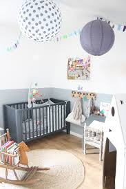 amenagement chambre bébé déco bébé garçon anniversaire et bleu meuble an avec gris chambre