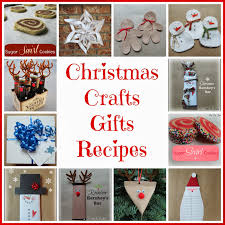 christmas crafts gifts u0026 recipes