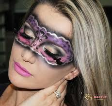 artistic makeup carnival mask halloween make up pinterest
