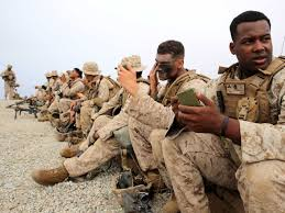 why soldiers return to battle business insider