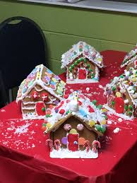 Gingerbread House Decoration The Ymca Blog Archive Family Gingerbread House Decorating