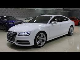 audi s7 2014 review 2014 audi s7 start up exhaust and in depth review