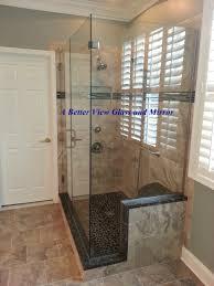 Framless Glass Doors by Custom Framed Frameless Glass Shower Doors Online