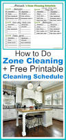 How To Do Spring Cleaning Best 25 Cleaning Schedules Ideas On Pinterest Weekly Cleaning
