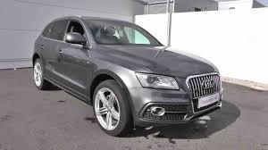 Audi Q5 Diesel - used audi q5 estate diesel in dakota grey from evans halshaw