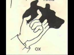 how to make shadow hand puppets youtube