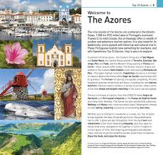 top 10 azores eyewitness top 10 travel guide dk travel