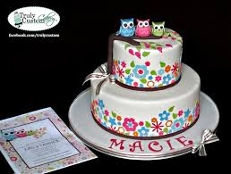 owl cakes for baby shower baby shower cakes baby shower cake ideas owls
