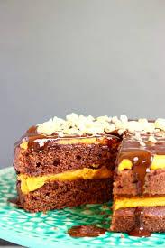 gluten free vegan peanut butter chocolate cake rhian u0027s recipes