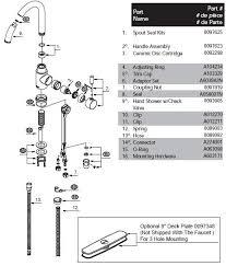 Franke Kitchen Faucet Parts Glacier Bay Kitchen Faucet Parts Visionexchange Co