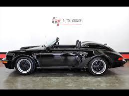 Porsche 911 Hardtop Convertible - 1989 porsche 911 carrera speedster for sale in rancho cordova ca