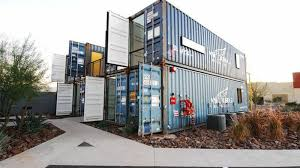 Shipping Container Apartments Shipping Containers Curbed