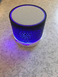 light up bluetooth speaker mini light up bluetooth speaker y3k gadgets