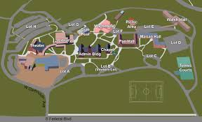 Student Map Login Campus Map U0026 Parking Instructions Colorado Heights University