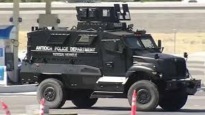 swat vehicles san leandro police say arco swat standoff is reason to get bearcat