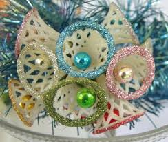 best 25 vintage christmas ornaments 1950s ideas on pinterest