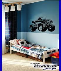 32 kyles room images monster trucks boy